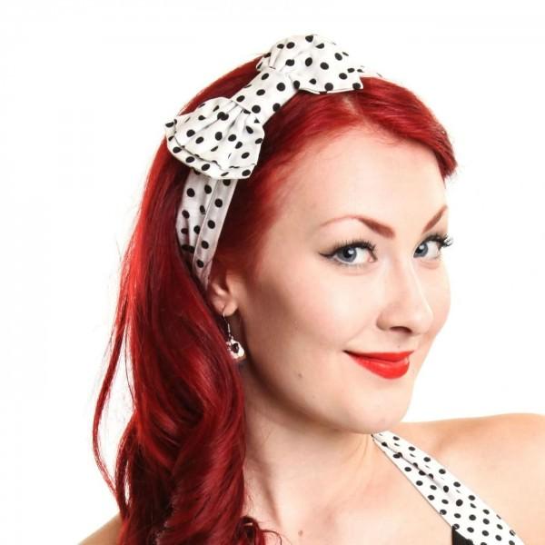 Rockabilly Haarband Schleife Sw Kuriositäten Lifestyle
