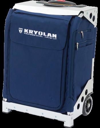 Züca Flyer Artist Koffer (blau)
