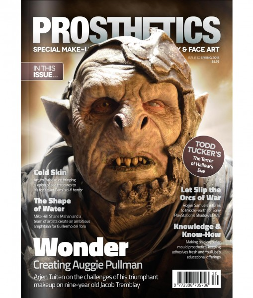PROSTHETICS Issue 10 Spring 2018