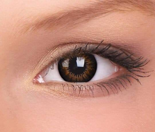 Big Eyes Sexy Brown